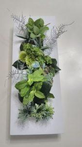 高級造花壁飾り