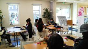 デザイナーズお正月飾り教室
